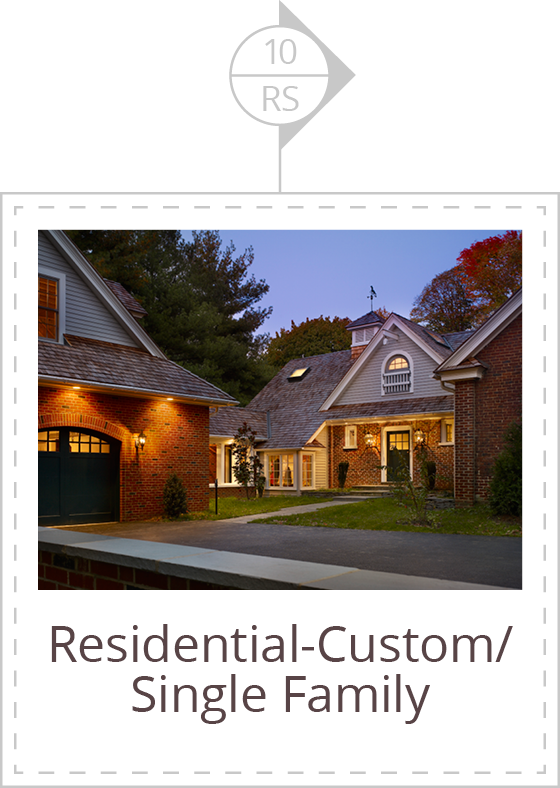 Residential-Custom/Single Family
