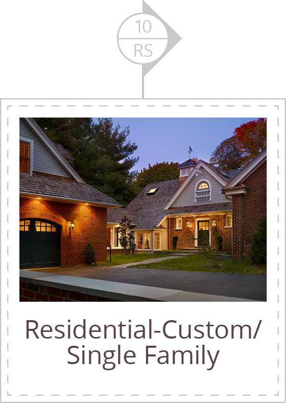 Residential-Custom/Single Family
