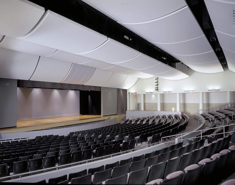 Burlington Twp Schools Performing Arts Center